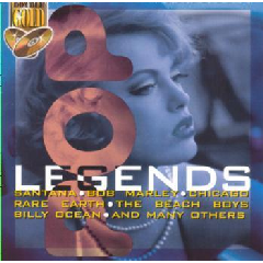 Pop Legends - Various Artists (CD)