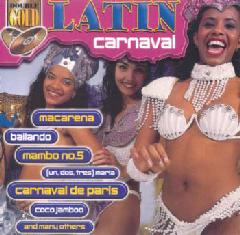 Latin Carnaval - Various Artists (CD)
