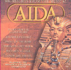Broadway Orchestra & Singers - Aida - Highlights From The Musical (CD)