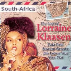 Lorraine Klaasen - South Africa (CD)