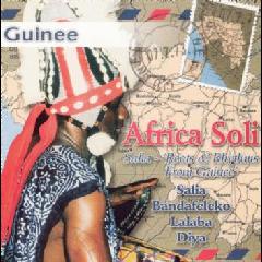 Africa Soli - Guinee (CD)