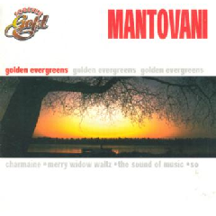 Mantovani - Golden Evergreens (CD)