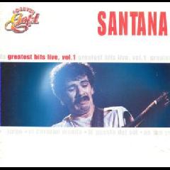 Live 1 / Santana - Greatest Hits Live - Vol.1 (CD)