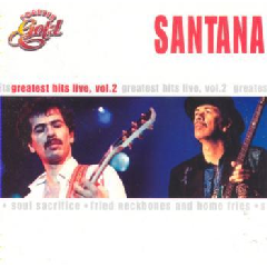 Live 2 / Santana - Greatest Hits Live - Vol.2 (CD)