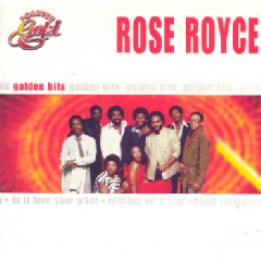 Rose Royce - Golden Hits (CD)