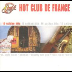 Hot Club De France - Various Artists (CD)