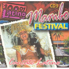 Mambo Festival - Cantate Latino - Various Artists (CD)