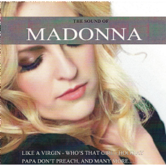 Brook Barros - Sound Of Madonna (CD)