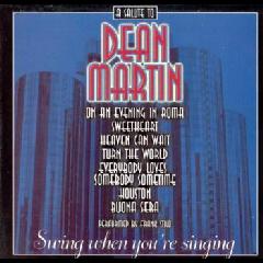 Frank Stilo - A Salute To Dean Martin (CD)
