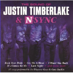 Discover Guys - The Sound Of Justin Timberlake & N Sync (CD)
