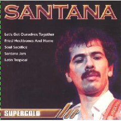 Santana - Soul Sacrifice (CD)