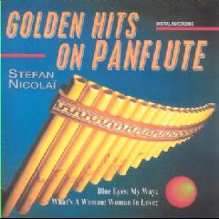 Stefan Nicolai - Golden Hits On Panflute (CD)