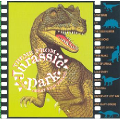 Theme From Jurassic Park & Other Great Film Themes - Various Artists (CD)