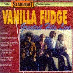 Vanilla Fudge - Greatest Hits Live (CD)