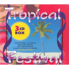 Tropical Festival - Various Artists (CD)