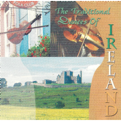 Traditional Dances Of Ireland - Various Artists (CD)