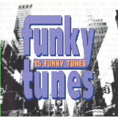 Funky Tunes - Various Artists (CD)