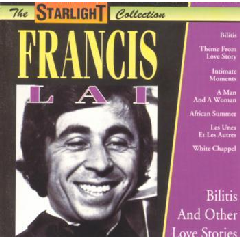 Francis Lai - Bilitis And Other Love Stories (CD)