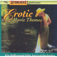 Hollywood Film Festival Orchestra - Erotic Movie Themes (CD)