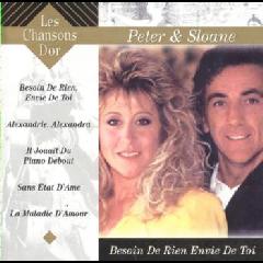 Peter & Sloane - Besoin De Rien, Envie De Toi (CD)