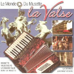 Musette - Valse - Various Artists (CD)
