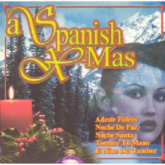 Christmas All Stars - Spanish Christmas (CD)