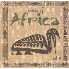 Voices Of Africa - Vol.3 - Various Artists (CD)