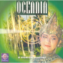 Yeskim - Oceania: A Musical Journey (CD)