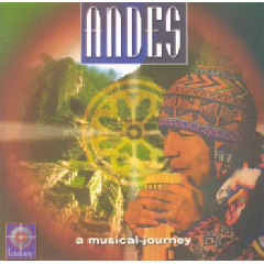 Yeskim - Andes: A Musical Journey (CD)