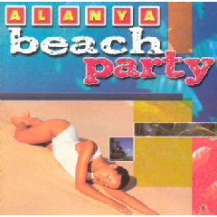Levantis - Alanya Beach Party (Cover Versions) (CD)