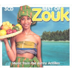 Best Of Zouk - Various Artists (CD)