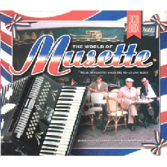 World Of Musette - Various Artists (CD)