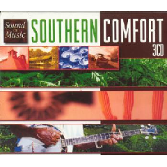 Southern Comfort - Various Artists (CD)