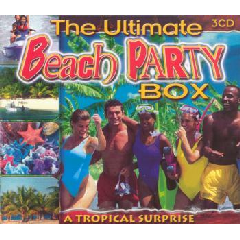 Ultimate Beach Box - Various Artists (CD)