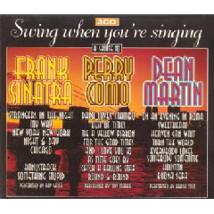 Swing When You're Singing - Various Artists (CD)