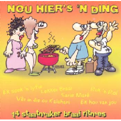 Nou Hiers n Ding - Various Artists (CD)