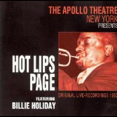 Hot Lips Page - The Apollo Theatre New York Presents... (CD)