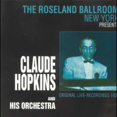 Claude Hopkins - The Roseland Ballroom New York Presents... (CD)