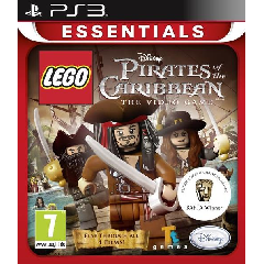 LEGO Pirates of the Caribbean: The Video Game (PS3 Essentials)