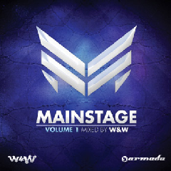 W&W  Mainstage Vol. 1 - Various Artists (CD)
