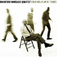 Brandford Marsalis Quartet - Four MFs Playin' Tunes (CD)