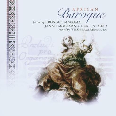 African Baroque - Various Artists (CD)