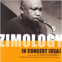 Ngqawana Zim - Zimology In Concert (CD)