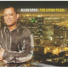 Allou April - The Living Years (CD)