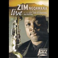 Zim Ngqawan (zimology Quartet) - Live At The Cape Town International Jazz Festival 2012 (DVD)