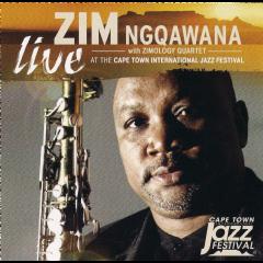 Zim Ngqawan (zimology Quartet) - Live At The Cape Town International Jazz Festival 2012 (CD)