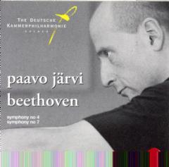 Jarvi Paavo - Symphonies Nos.4 & 7 (CD)