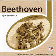 Tilson-thomas Michael - Symphony No.3 (CD)