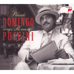 Domingo Placido - Domingo Sings Romantic Puccini (CD)
