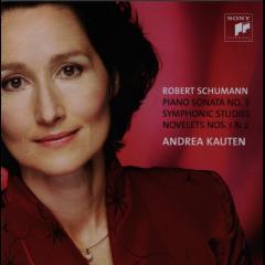 Kauten Andrea - Symphonic Studies & Piano Sona (DVD)